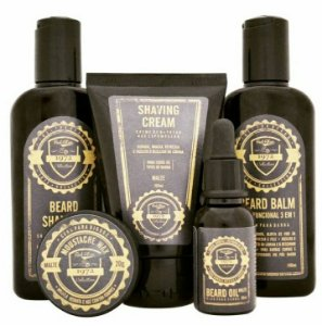 Kit Full para cuidados com a barba Fuel4Men