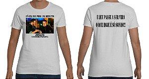 Camiseta Personalizada Fã Clube Bruno e Marrone