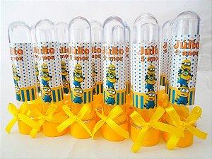 50 Rótulo Adesivo Etiqueta Personalizada Para Tubete de 13 cm