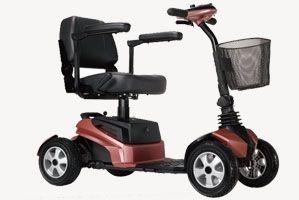 Cadeira de Rodas Motorizada Desmontável Scooter PF5