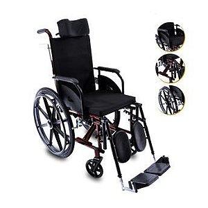 Cadeira de Rodas Confort Modelo Tetra