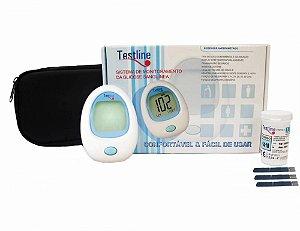 Kit Glicosímetro TD-4207 - Testline