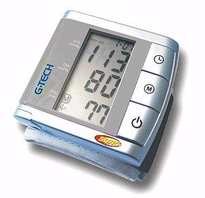 Aparelho Medidor de Pressão Digital Pulso BP3BK1 GTECH MASTER