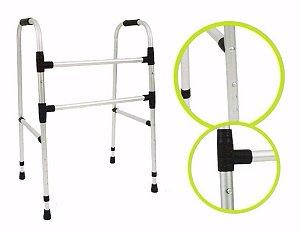 Andador Ortopédico 02 Barras Sequencial
