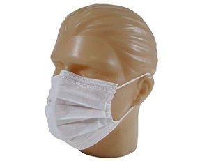 Máscara Descartável Com Tiras - INNOVA