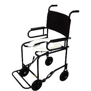 Cadeira de banho Braços e Pés Escamoteáveis - CDS