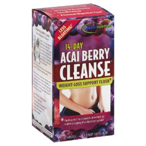 14 Day Acai Berry Clease - 56 tablets