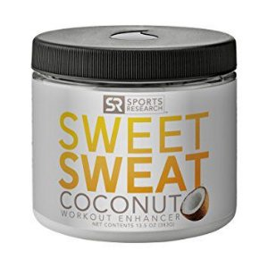 Sweet Sweat Coconut - Pote 383g