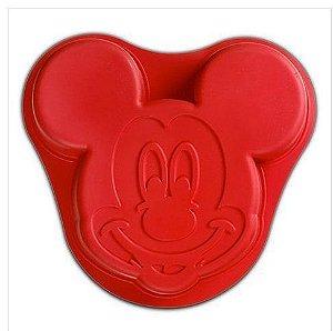 Forminha de Silicone Mickey Mouse