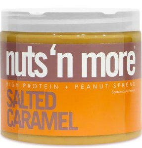 Nuts  N More - High Protein + Peanut Butter  453 gr