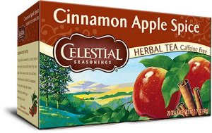 Chá Cinnamon Apple Spice - Celestial Seasonings - 20 saches