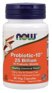 Probiotic 10 25 Billion 50 Veg Caps