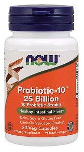 Probiotic 10 25 Billion 50 Veg Caps