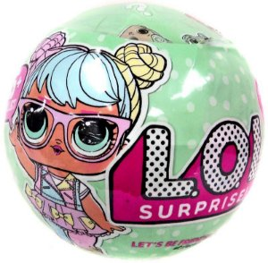 Boneca LOL L.O.L Surprise Doll Series 2
