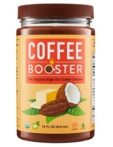 Coffe Booster  Creamer Organico 444 ml