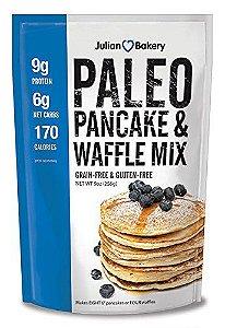 Paleo Pancake & Waffle Mix (Low Carb & Gluten Free) Julian Bakery - FRETE GRÁTIS