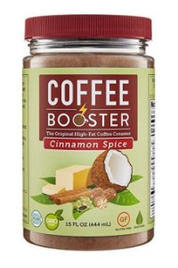 Coffe Booster  Creamer Organico 444 ml Cinnamon