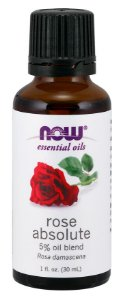 Óleo Essencial NOW  -  Rose Absolute 1oz