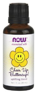 Óleo Essencial NOW  -  Cheer Up Buttercup  1oz
