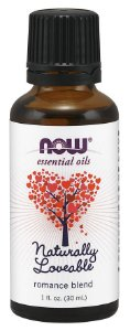 Óleo Essencial NOW - Naturally Loveable 1oz