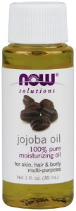 Óleo de Jojoba NOW 100% Puro  - 30ml
