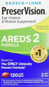 PreserVision Areds 2 120 Softgels