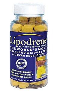 Lipodrene Original Hi Tech -  100  Comprimidos