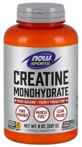 Creatina Monohydrate NOW 227g