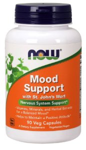 Mood Support  NOW - 90 Veg Capsules
