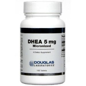 DHEA 5 mg - Douglas Labs - 100 Tabletes