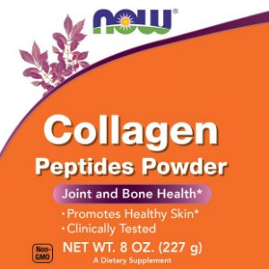 Collagen Peptides Powder  NOW - 227g
