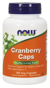 Cranberry  Caps  NOW 100 Capsules
