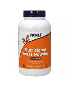 Nutritional Yeast Powder 284g   NOW
