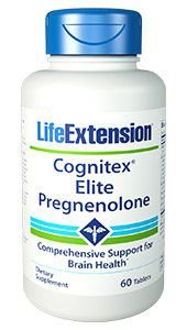 Cognitex Elite Pregnenolone 60 Tablets
