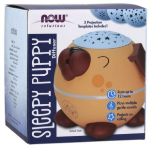 Sleepy Puppy Essential Oil Diffuser  NOW  160 ml   Lançamento