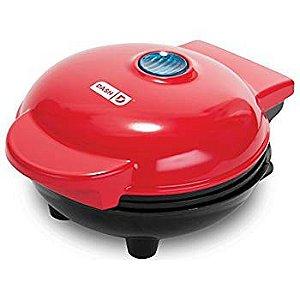 Mini Maker Waffle Dash - Vermelha  Bi-volt