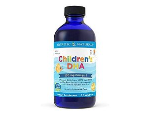 Children's DHA Nordic Naturals 530 mg - 8oz (237 ml )