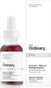 AHA 30% + BHA 2% Peeling Solution  The Ordinary  30ml
