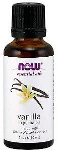 Óleo Essencial Vanilla  NOW 30 ml