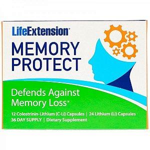 Proteção da Memória  Life Extension 36 Caps