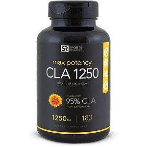 CLA 95% 1250mg 180 softgels SPORTS Research
