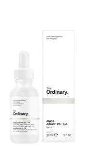 Alpha Arbutin 2% + HA  The Ordinary 30ml
