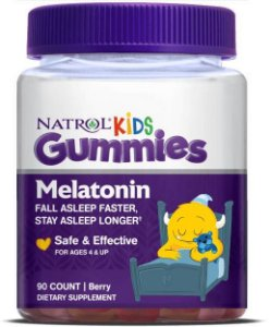 Melatonina Kids Natrol 90  count gummies