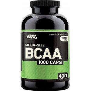 BCAA mega size 400 capsules ON