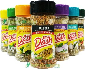 Mrs Dash - Diversos Sabores