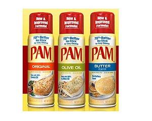 PAM - Óleo de Cozinha em Spray