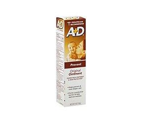 A+D Pomada para Prevenir Assadura - 113g