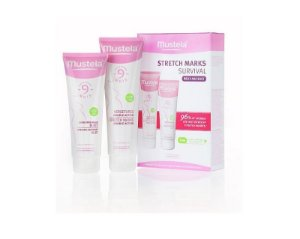Kit Mustela Anti Estria - Barriga e Busto