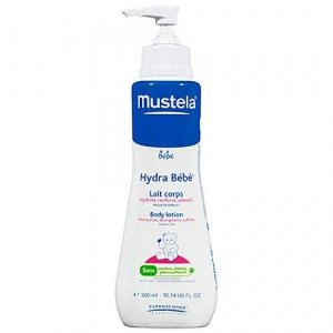 Mustela Hydra Bebê - Loção Hidratante para Corpo 300ml