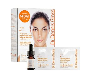 Dr. Dennis Gross Skincare 14 Day Challenge With Ferulic Acid + Retinol Brightening Solution